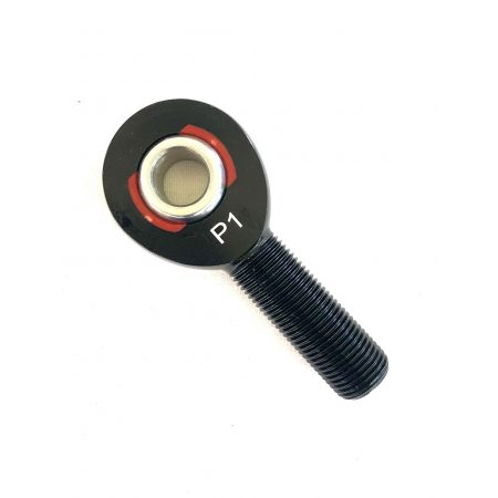 Rod End 2pc injected nylon