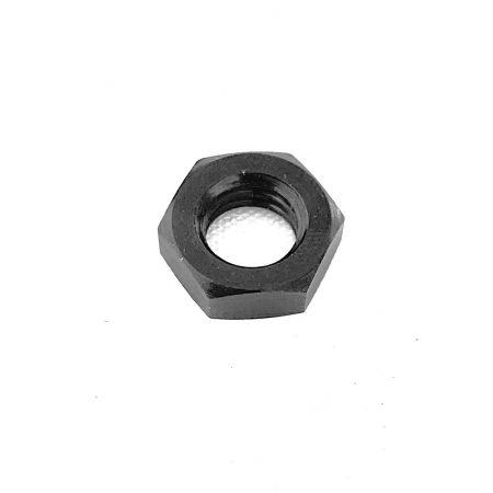 BLACK Aluminium nut