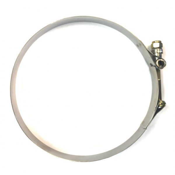 Stainless Steel Oil Tank Strap