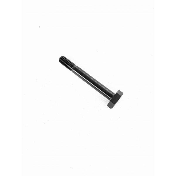 BLACK Ti Hex head bolt